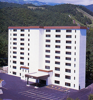 草津温泉 ホテルニュー紅葉施設全景