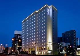ダイワロイネットホテル札幌すすきの施設全景