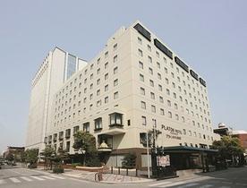 プラトンホテル四日市施設全景