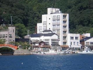 海の四季を愛でる宿 東光ホテル施設全景