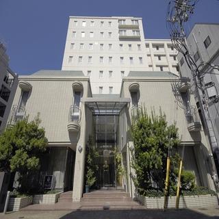 岡山ビジネスホテル アネックス施設全景