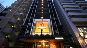 アパホテル<東新宿駅前>施設全景