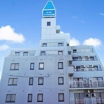 ホテルクリスタル広島施設全景