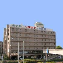 ホテル梶ヶ谷プラザ施設全景
