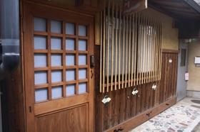 京の宿 白川コテージ施設全景
