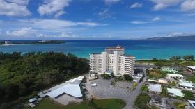 沖縄サンコーストホテル施設全景