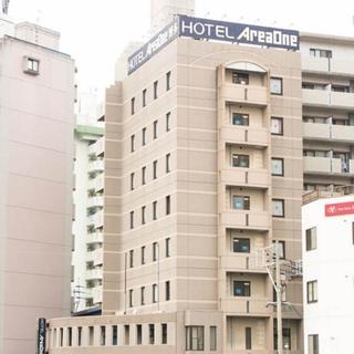 ホテルエリアワン博多(HOTEL Areaone)施設全景