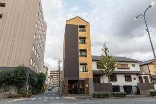 ホテル晴輝京都ステーション施設全景