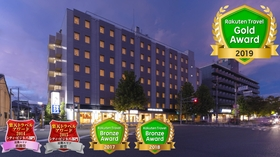 京都第一ホテル施設全景