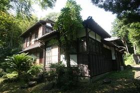 湯河原 清光園 旧井上馨別邸の宿施設全景