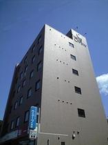 ビジネスホテル ウェーブ舞鶴施設全景