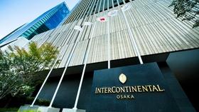 インターコンチネンタルホテル大阪施設全景