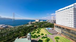 シーサイドホテル舞子ビラ神戸施設全景