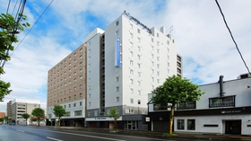 ホテルマイステイズ札幌すすきの施設全景