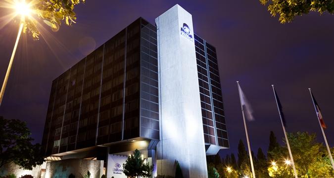 ストラスブールのホテル