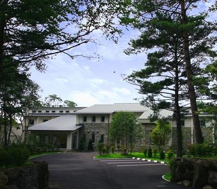 草津温泉 ホテルクアビオ(Hotel KURBIO)施設全景