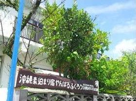 沖縄素泊まり宿 やんばるふくろう施設全景