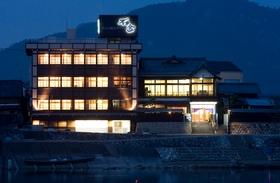 長良川観光ホテル石金施設全景
