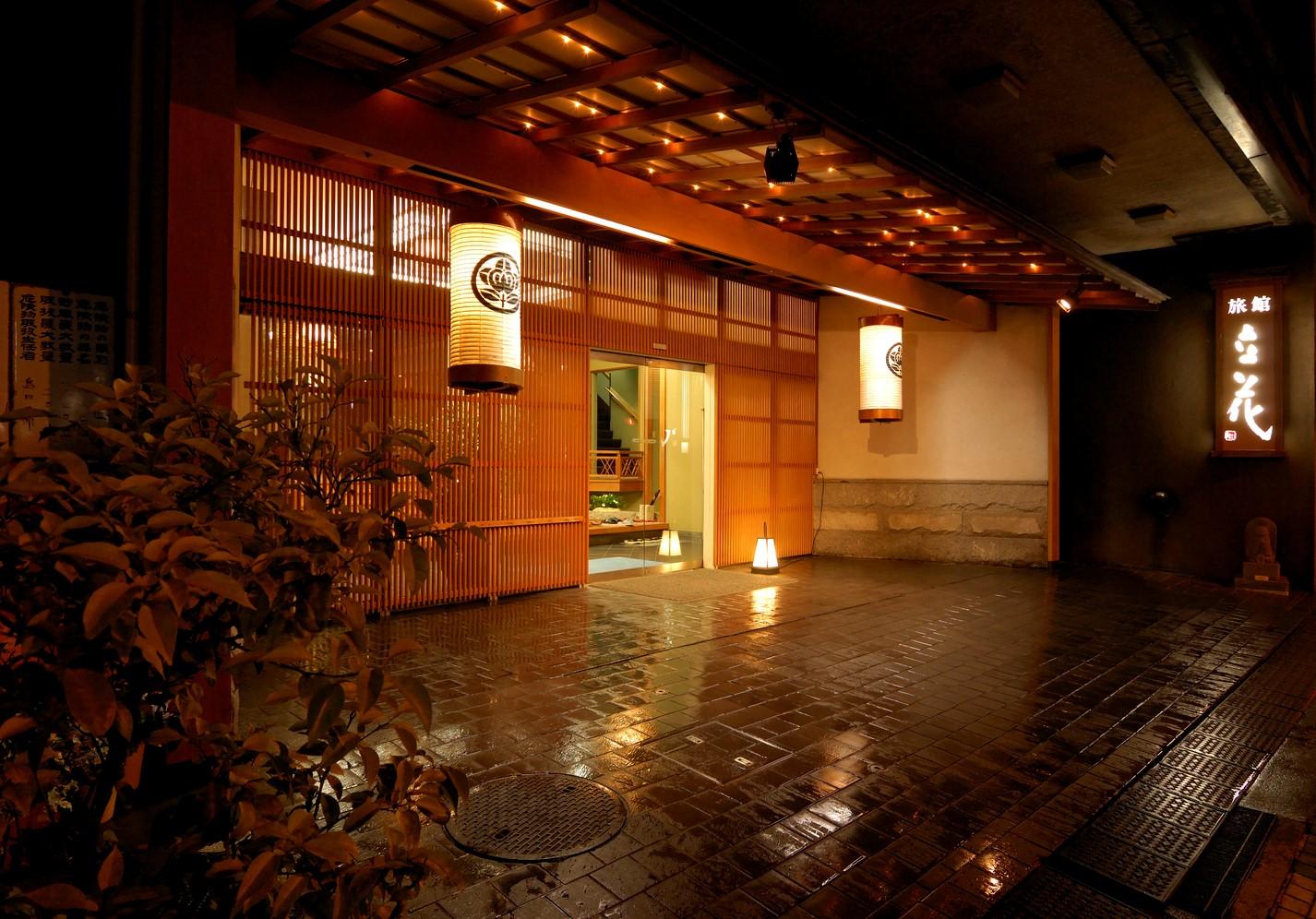 熱海温泉 旅館 立花