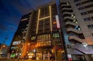 札幌クラッセホテル施設全景