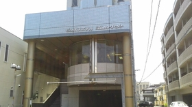 海田中央ホテル施設全景