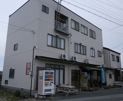 いのしし亭(桐山荘)施設全景