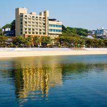 渚のリゾート 竜宮ホテル施設全景