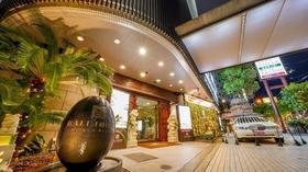 ホテルバリタワー大阪天王寺施設全景