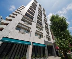 上野ホテル施設全景