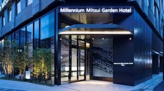 ミレニアム三井ガーデンホテル東京施設全景