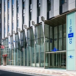 ホテルユニゾ銀座一丁目施設全景