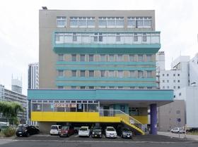 OYO ホテルテトラ 函館駅前施設全景