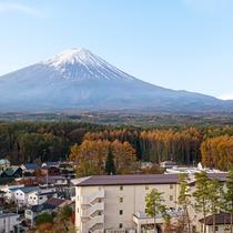 ザ グラン リゾート プリンセス富士河口湖施設全景