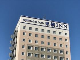 東横イン米原駅新幹線西口施設全景