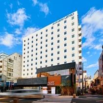 スーパーホテルLohas赤坂 高濃度人工炭酸泉〜茜草の湯〜施設全景