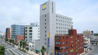 スマイルホテル熊谷施設全景