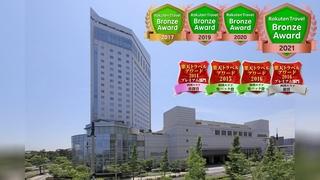 JRホテルクレメント高松(旧全日空ホテルクレメント高松)施設全景