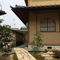 京の宿 三源 二年坂施設全景