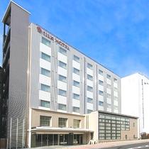 シルクホテル<長野県>施設全景