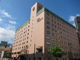 ホテルサンルートニュー札幌施設全景