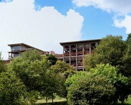 保健農園ホテルフフ山梨
