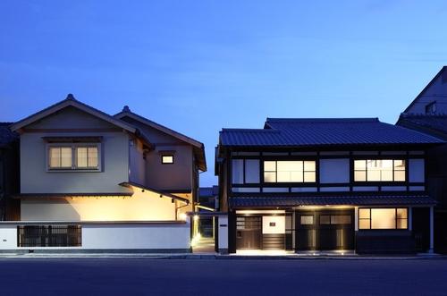 京宿うさぎ施設全景