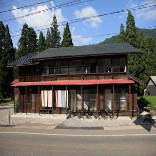 SHIRAKAWAGO TERRACE 施設全景