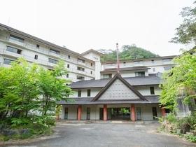 湯西川温泉 ホテル湯西川施設全景