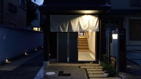 京都やどまち上七軒(旧:KYOTO HATAGOYA上七軒)施設全景