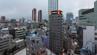 アパホテル<六本木駅前>施設全景