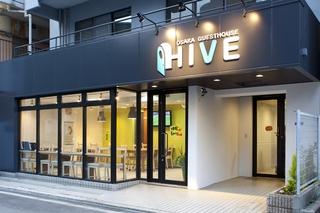 Osaka Guesthouse HIVE施設全景