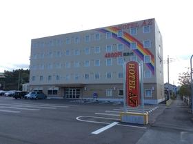 HOTEL AZ 鹿児島川辺店施設全景
