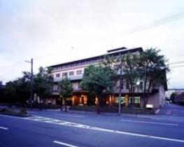 御所西 京都平安ホテル施設全景