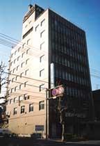 福山パークホテル施設全景